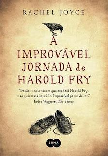 Resenha do livro A improvável jornada de Harold Fry