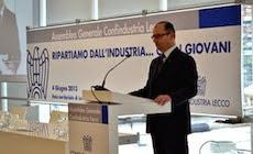 Segni positivi per l'industria nel primo semestre 2014