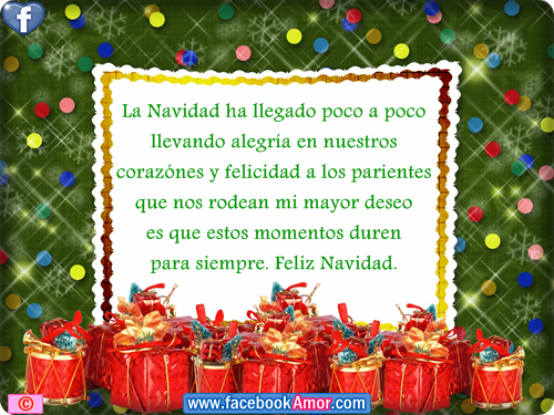 Mensajes de navidad para ni os tarjetas de navidad - Cosas de navidad para ninos ...