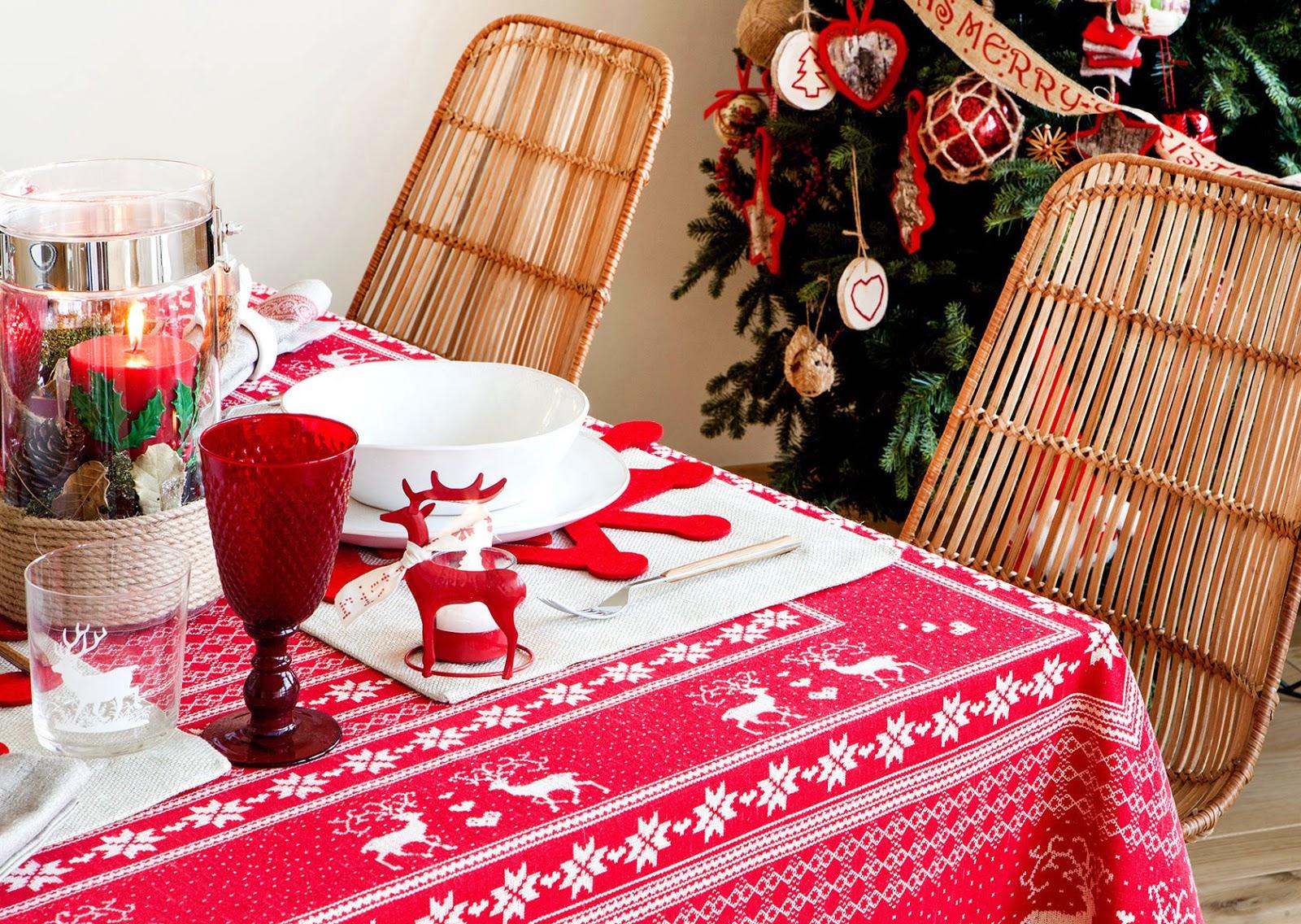 Home: Christmas Decoration Ideas   THE BLOND ZEBRAS