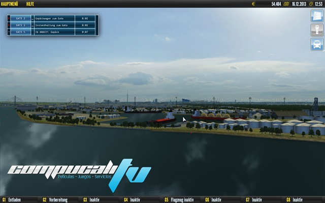 Airport Simulator 2014 PC Full