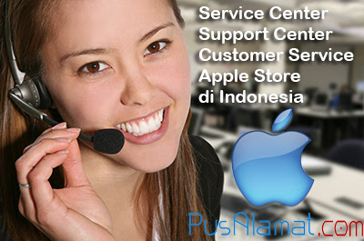 Alamat Service Center Apple dan Apple Store Resmi di Indonesia