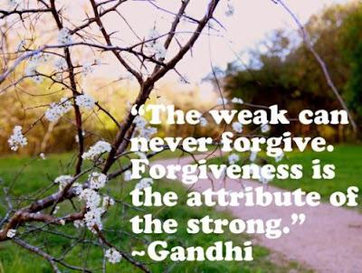 Forgiveness | www.SpicyPinkInspirations.com