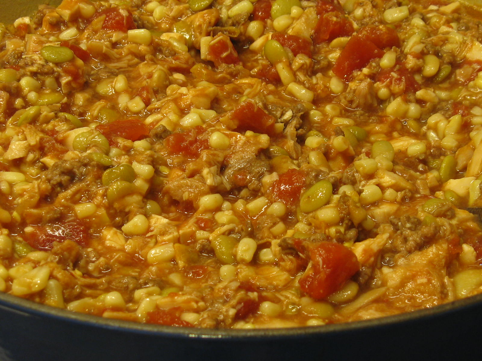 Old Fashioned Brunswick Stew Recipe
