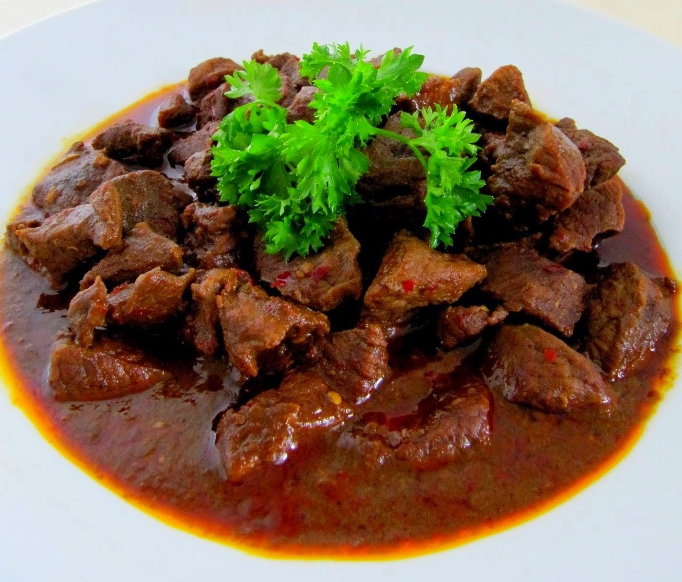 Secret Recipe Beef Rendang | Home-Cooked Food Recipes ...