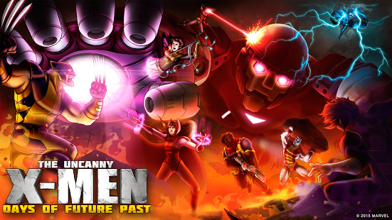 X-Men: Days of Future Past Apk Premium