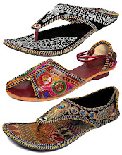 Woman and Girls Ethnic Slipper (Pack of 3)