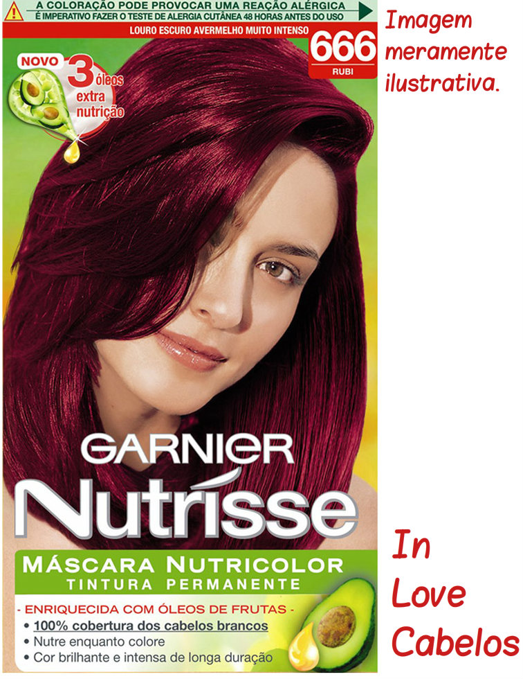 Comprar o óleo de cabelo de manga