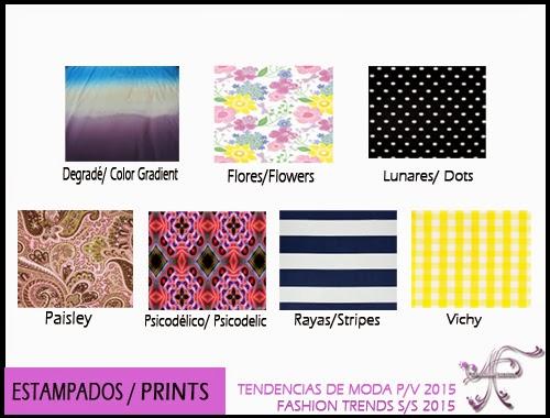 Prints Spring Summer 2015