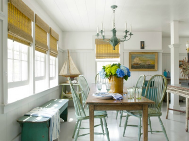 Inspirations on the horizon: Coastal Kitchens