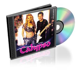 CD Banda Calypso - Meu Encanto Volume16 (2011)