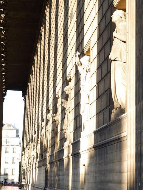 La Madeleine de París