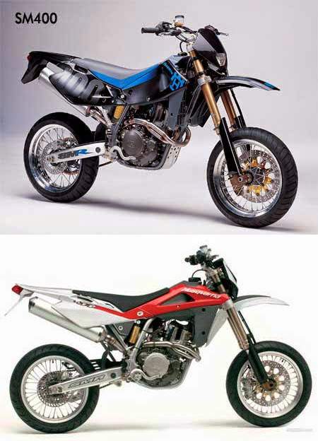 Motor Cross Husqvarna