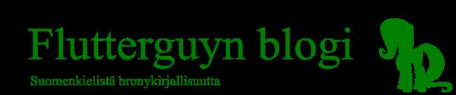 Flutterguyn blogi