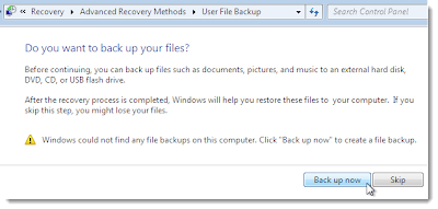 windows 7,system recovery