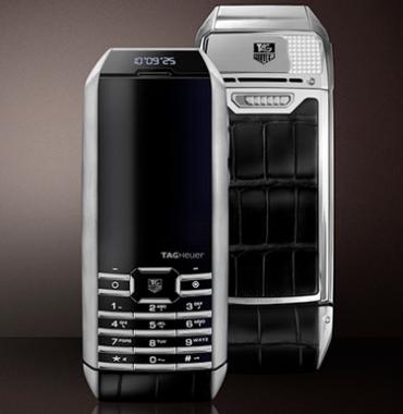TAG Heuer Meridiist Infinite Luxurious Phone