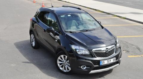 Oto Gundem Opel Mokka Cdti Otomatik Testi