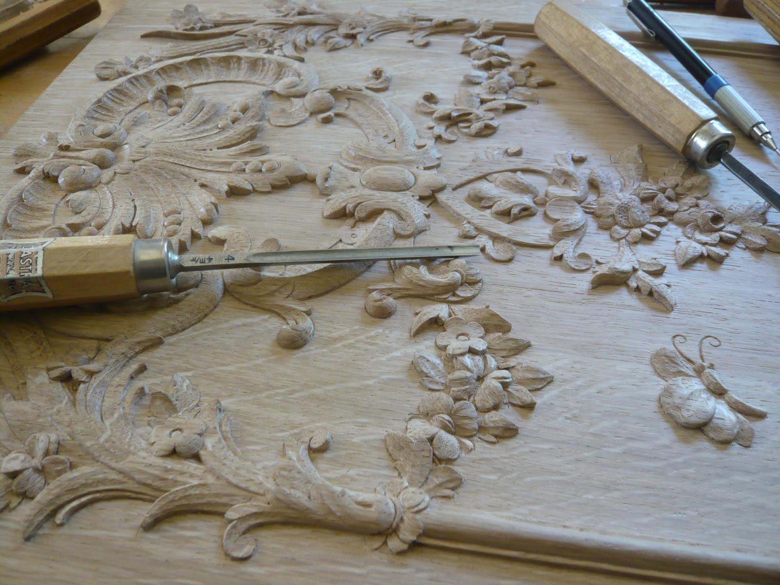Ornamentsnijder - PATRICK DAMIAENS: CURSUS HOUTSNIJDEN in LIMBURG ...