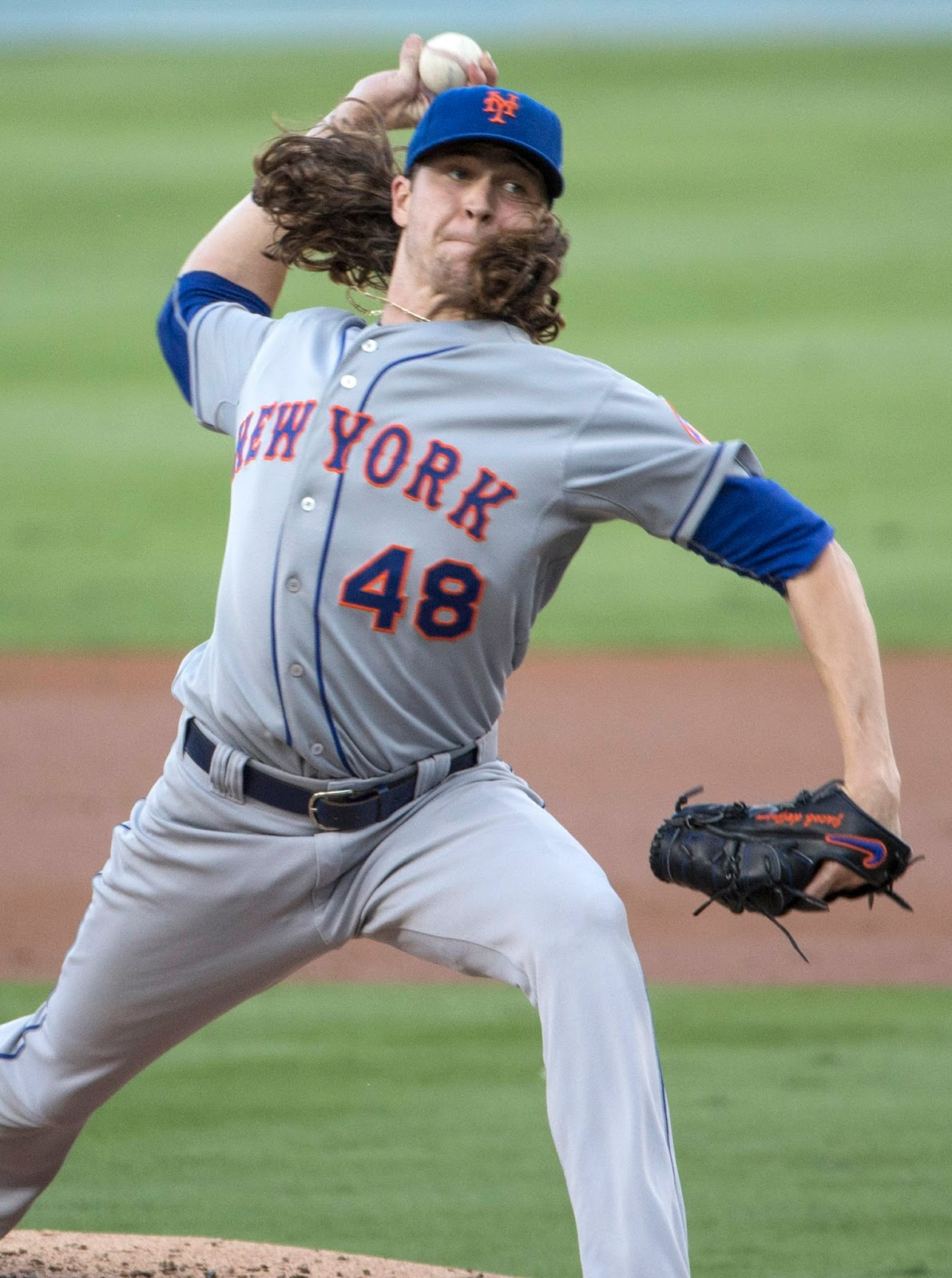 Darthmaz314 october 2015 jacob degrom leads the mets to nlds win in game 5 kristyandbryce Gallery