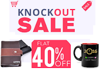 Printvenue KNOCKOUT SALE Offer : Get Extra 40% Off on All Orders : BuyToEarn