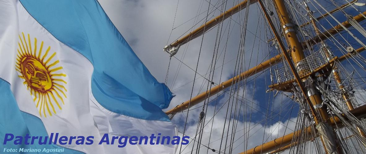 Lanchas patrulleras argentinas