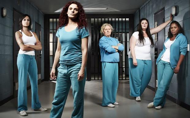 Znalezione obrazy dla zapytania Wentworth. Więzienie dla kobiet
