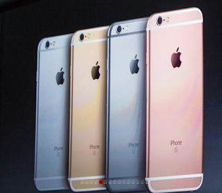 iPhone 6S Dan 6S Plus 2