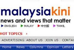 Klik : Malaysiakini
