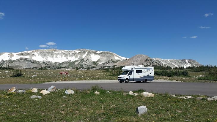 Snowy Range Pass