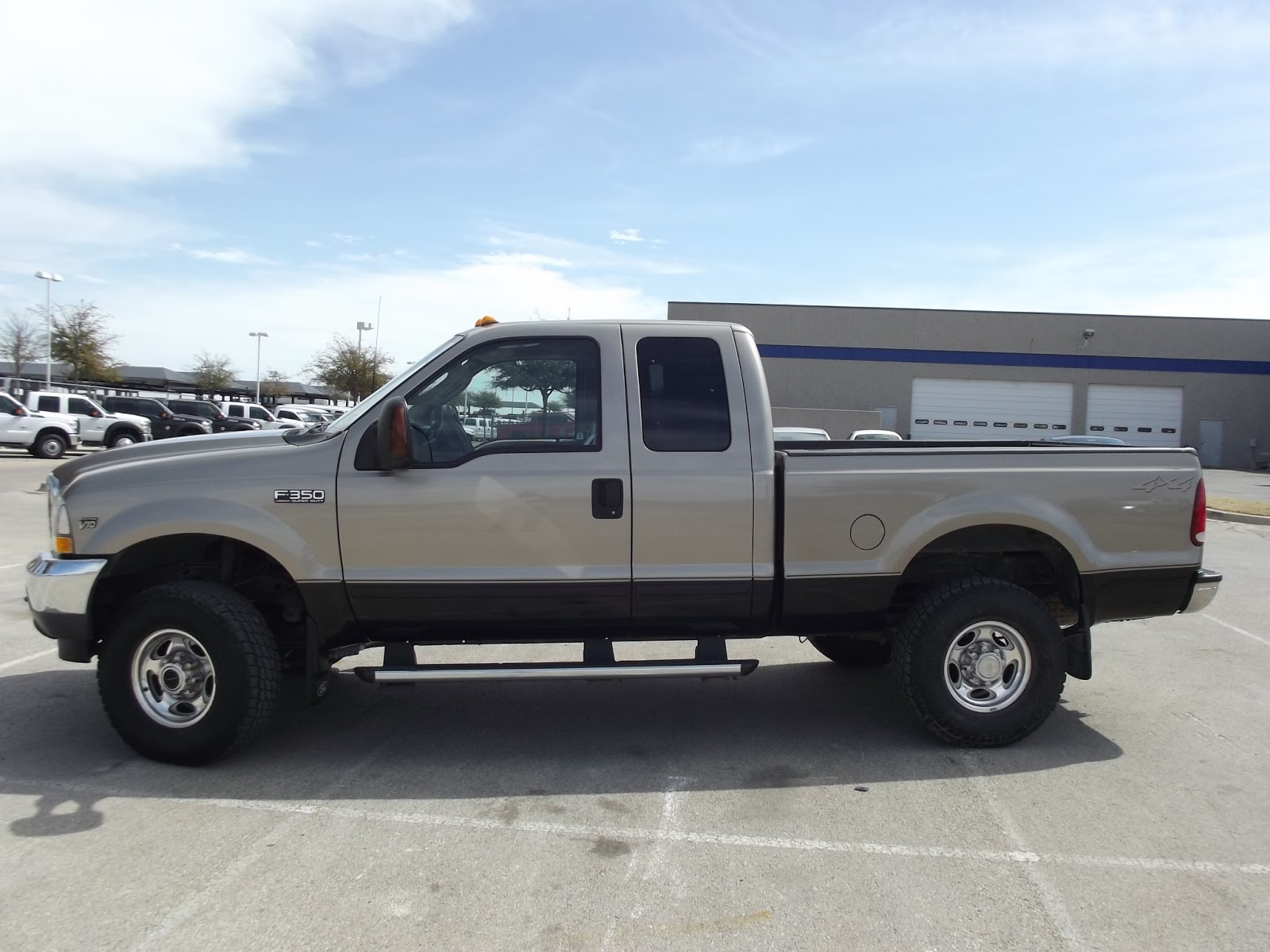Tdy Sales 817 243 9840 For Sale 2003 Ford F350 Lariat