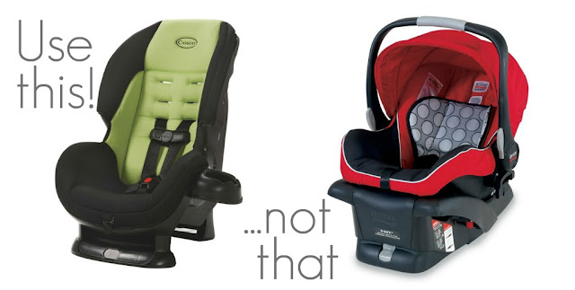 Infant Vs Convertible Car Seat For Newborn