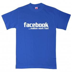 Facebook tshirt