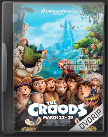 The Croods (DVDRip Español Latino) (2013)