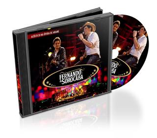 Download CD Fernando e Sorocaba Acústico na Ópera de Arame 2011