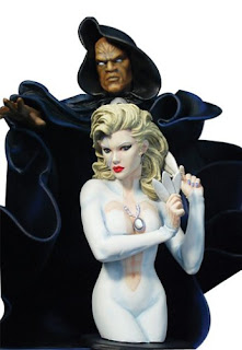 Cloak and Dagger (Marvel Comics) Character Review - Bust Product