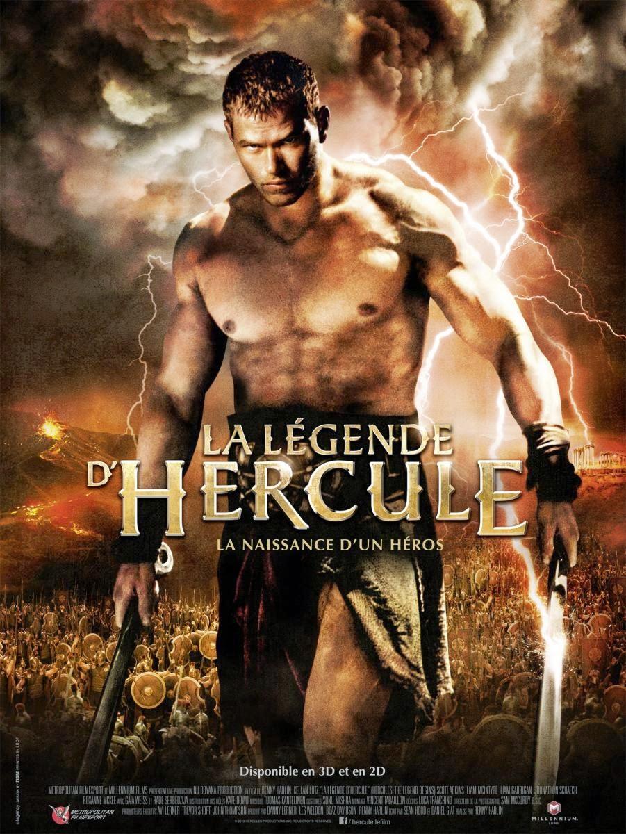 Hércules: El origen de la leyenda HD 720p Latino 2014