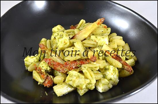Mon tiroir recettes blog de cuisine salades - Cuisiner les asperges vertes ...