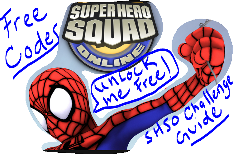 Super Hero Squad Online Codes