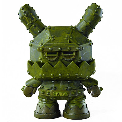Kidrobot - Mecha Dunny MDA1 Tactical Assault Unit 8 Inch Dunny Vinyl Figure by Frank Kozik