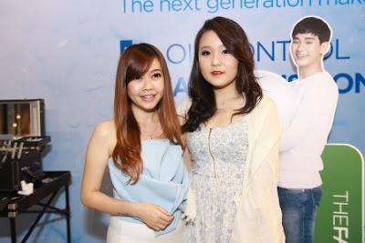 Result makeup dari MUA Dessy Lin dengan menggunakan produk dari The Face Shop