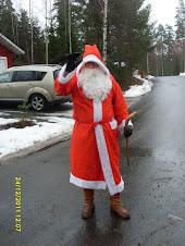 Joulupukki toimii etäisimmissä paikoissa parhaiten aattoaamuna ja joulun muina joulupäivinä