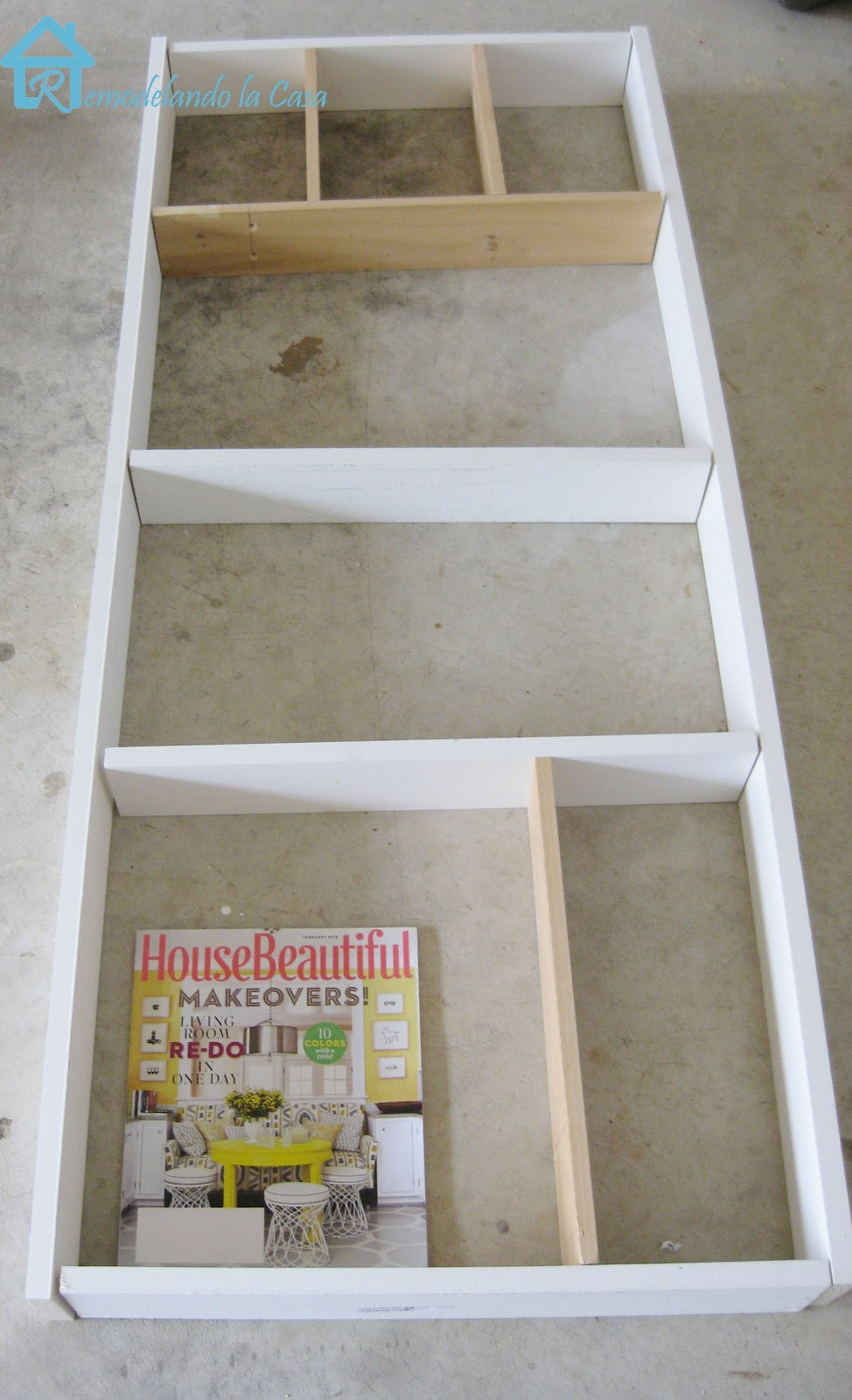Bathroom Storage For Magazines And Others