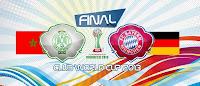 بث مباشر مباراة الرجاء وبايرن ميونخ بث مباشر 21-12-2013 علي الجزيرة الرياضية Raja vs Bayern Munich