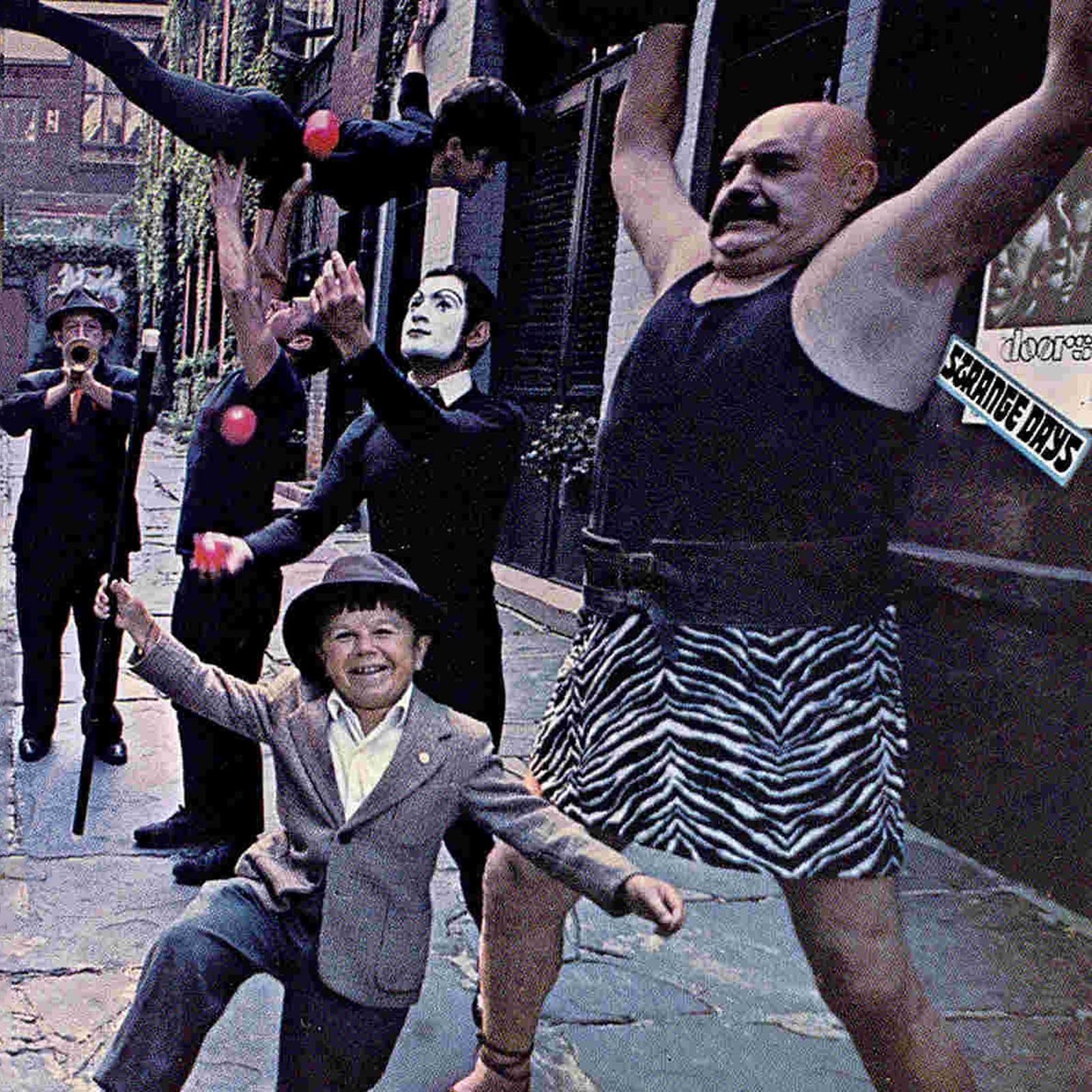 Doublecast 91 - Strange Days (The Doors)
