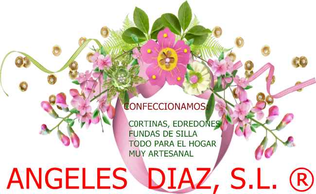 TALLER DE DECORACION ANGELES DIAZ CUEVA,  S.L. ®