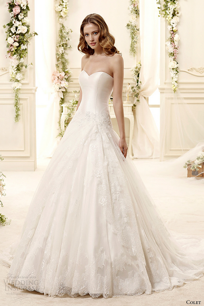Need Wedding Dress Inspiration! Here Are 5 of Our Favorite Spring Looks!