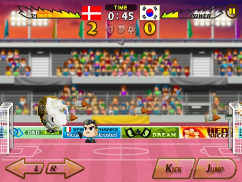 Head Soccer 3.0.1 APK Terbaru 2014 - RIALSOFT™ | Download Software Game Gratis Full Version