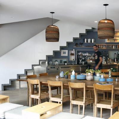 Cocinas bajo los escaleras : decorando mejor