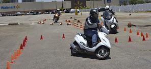 Todos os modelos de moto são muito bem vindos ao Curso
