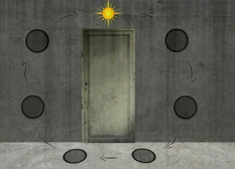 Solved 100 doors underground level 11 to 20 walkthrough for 100 doors door 22